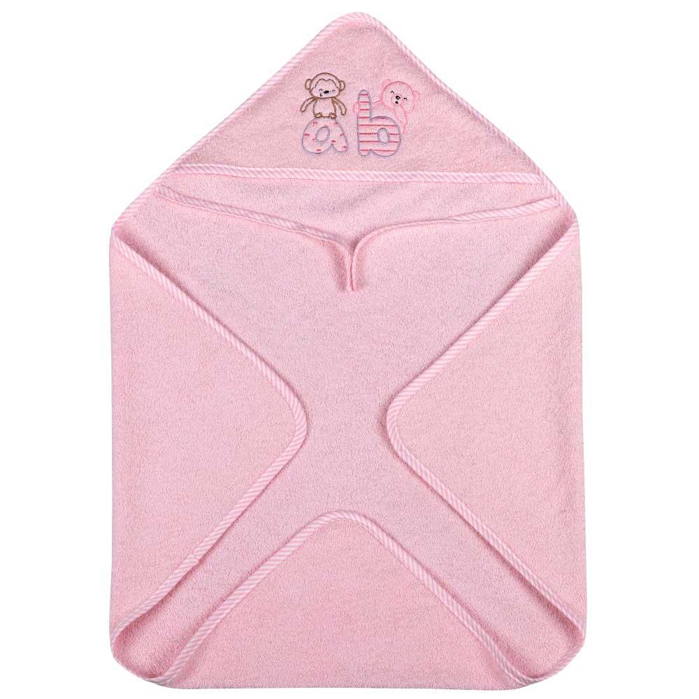 Βρεφική Κάπα Κόσμος Του Μωρού 0402 ABC Ροζ