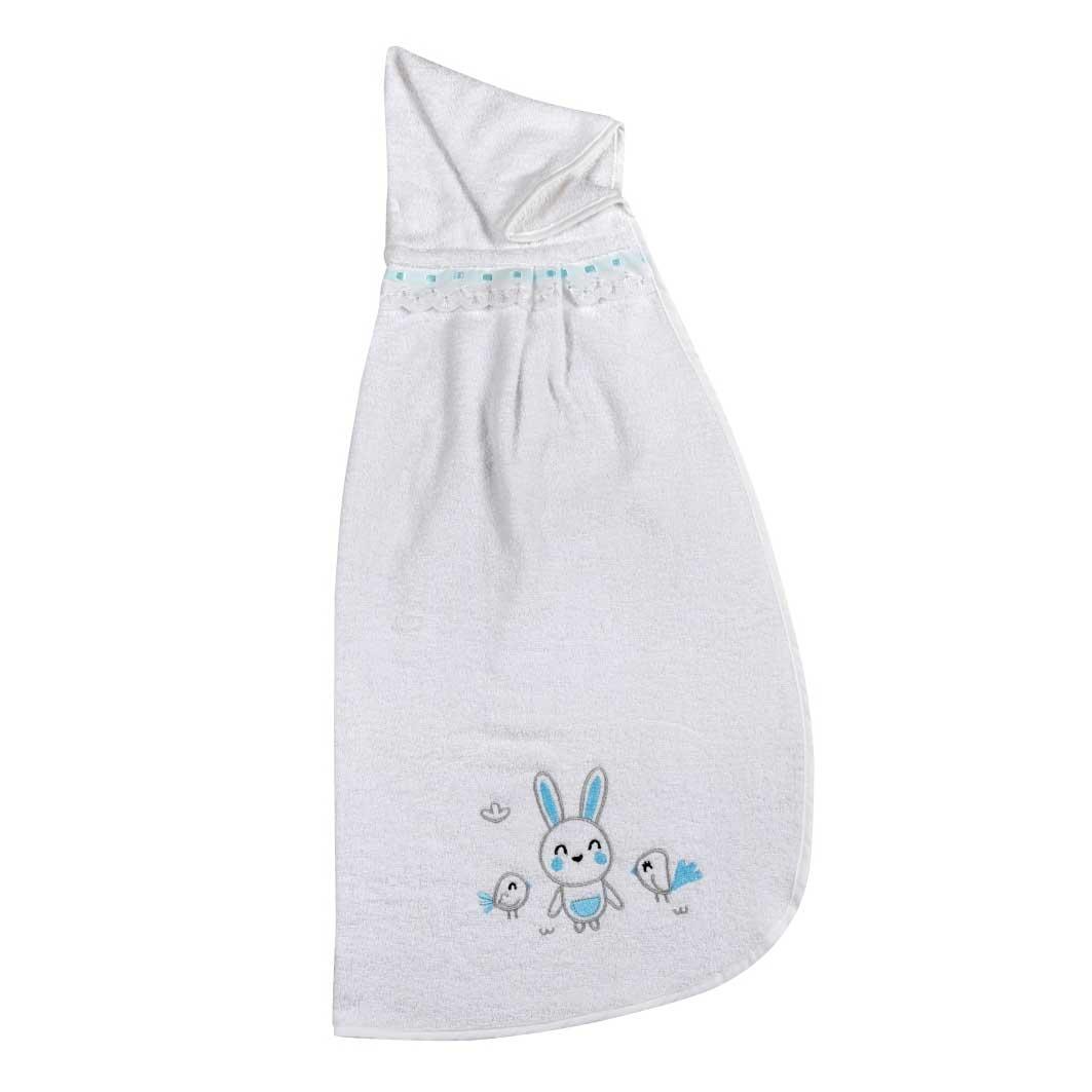 Βρεφική Κάπα Κόσμος Του Μωρού 0460 Birdy Bunny Σιέλ