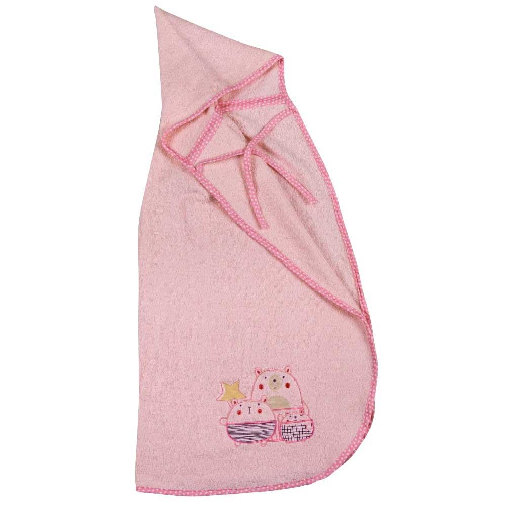 Βρεφική Κάπα Κόσμος Του Μωρού 0490 Bobos Ροζ