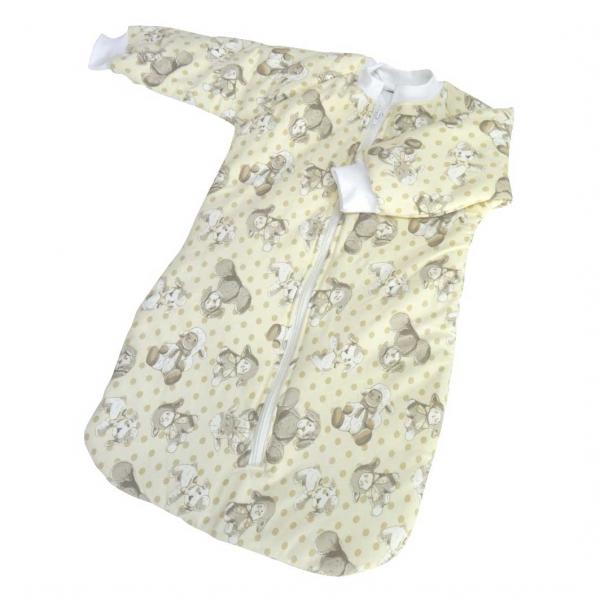Υπνόσακος (6-12 μηνών) Κόσμος Του Μωρού 0436 Sheep Εκρού