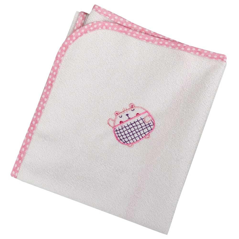 Βρεφικό Σελτεδάκι (40×60) Κόσμος Του Μωρού 0623 Bobos Ροζ