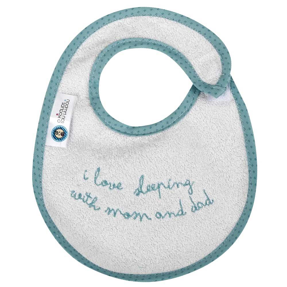 Σαλιάρα Μικρή Κόσμος Του Μωρού 0608 Mom And Dad Μέντα