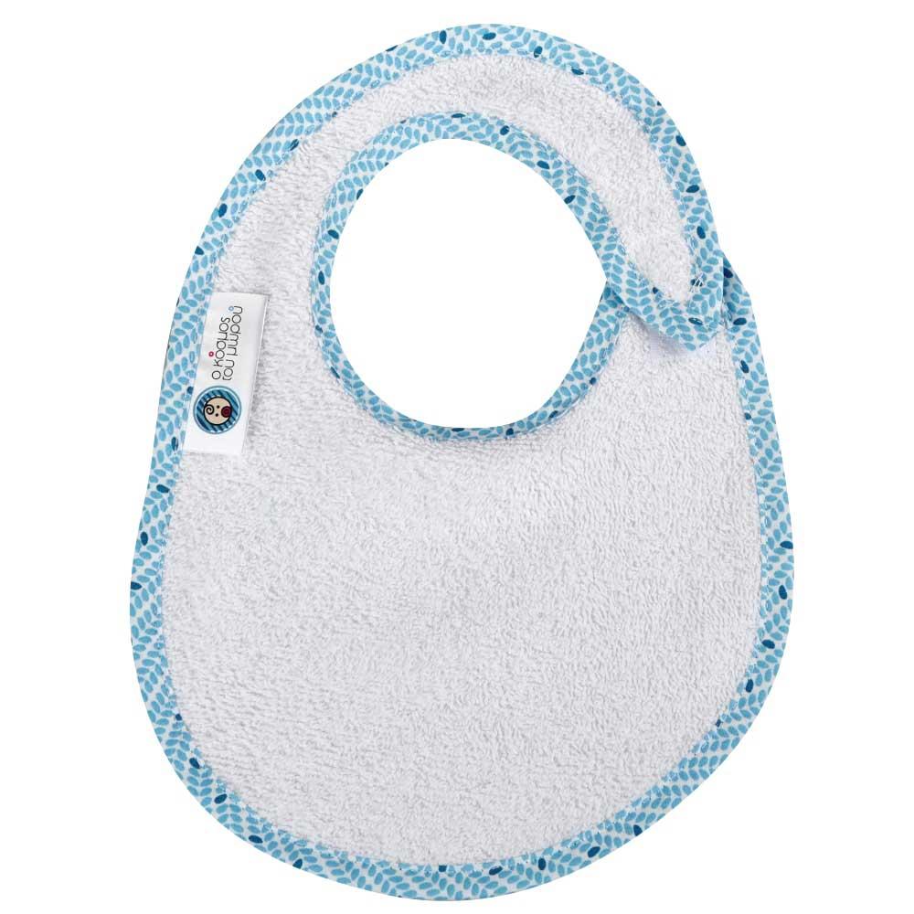 Σαλιάρα Μικρή Κόσμος Του Μωρού 0611 Rice Σιέλ
