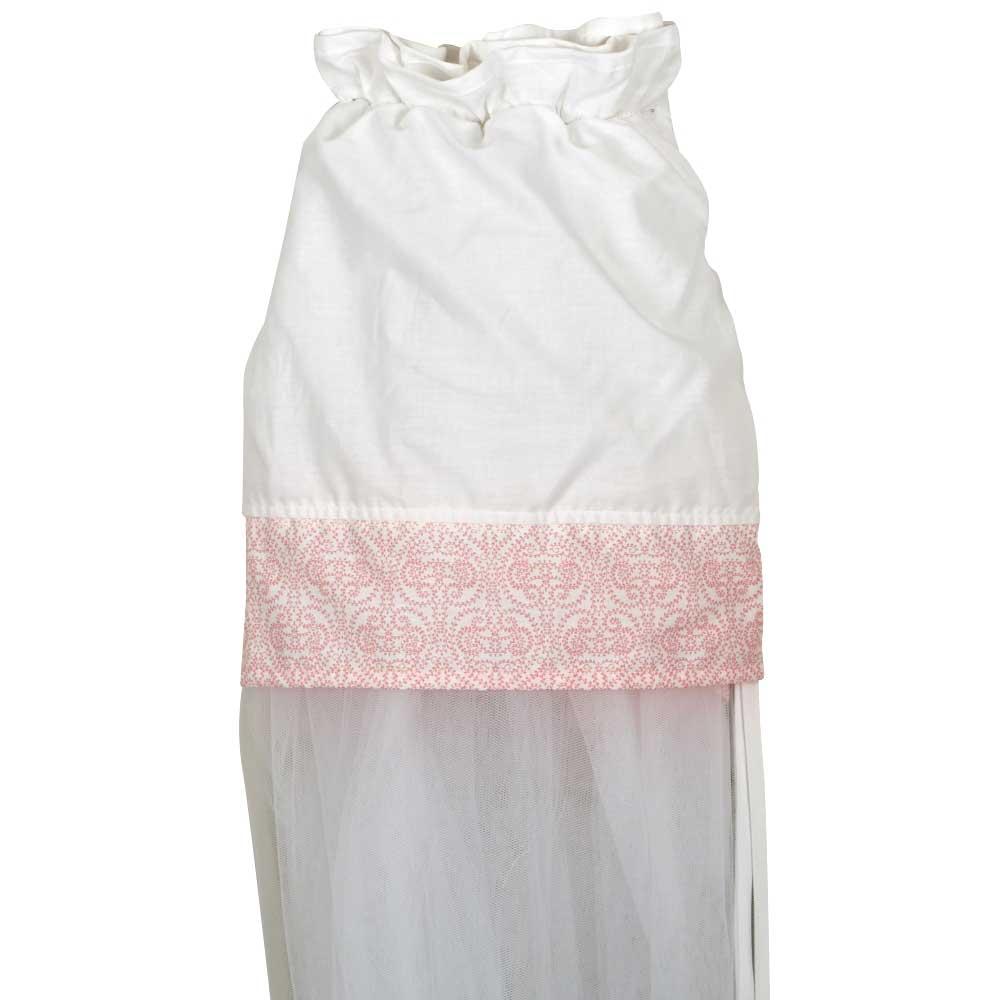 Κουνουπιέρα Κούνιας Κόσμος Του Μωρού 0682 Volt Ροζ