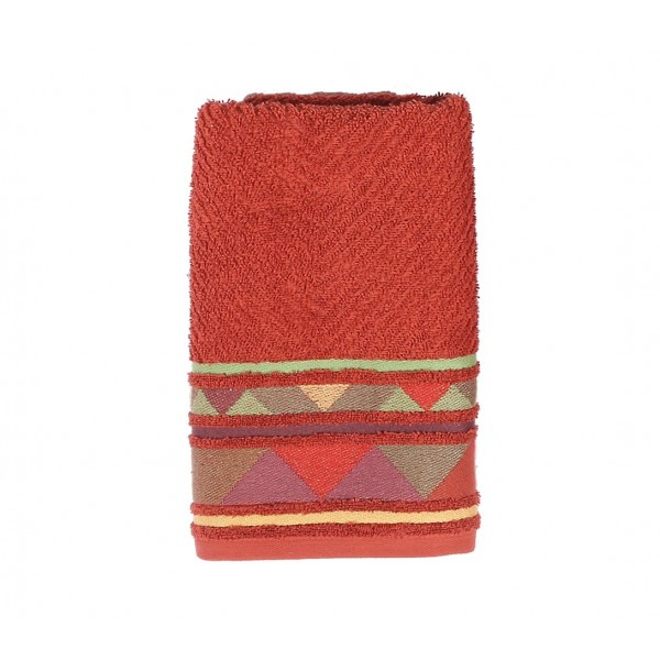 Πετσέτες Μπάνιου (Σετ 3τμχ) Nef-Nef Opal Terra