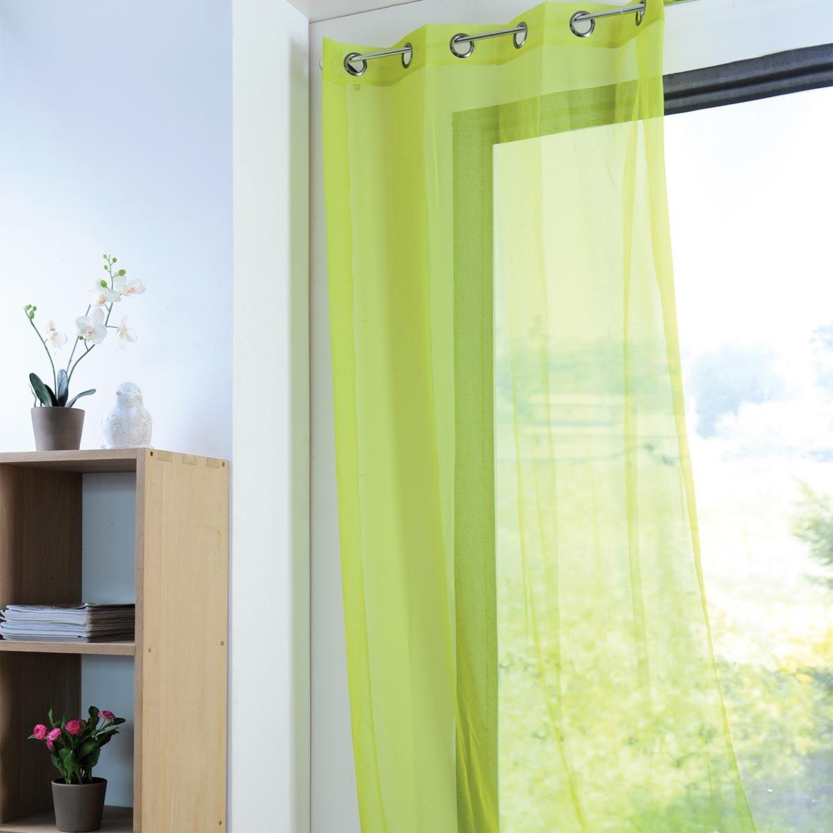 Κουρτίνα (135×260) Με Τρουκς S-F Monna Anis R61697010VL