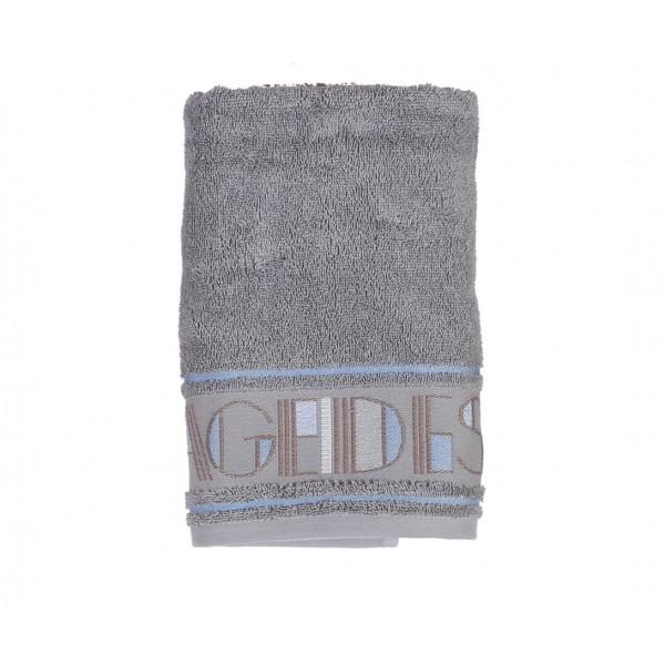 Πετσέτες Μπάνιου (Σετ 3τμχ) Nef-Nef Bathroom Vintage Grey