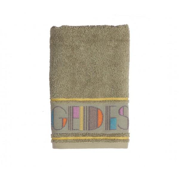 Πετσέτες Μπάνιου (Σετ 3τμχ) Nef-Nef Bathroom Vintage Khaki