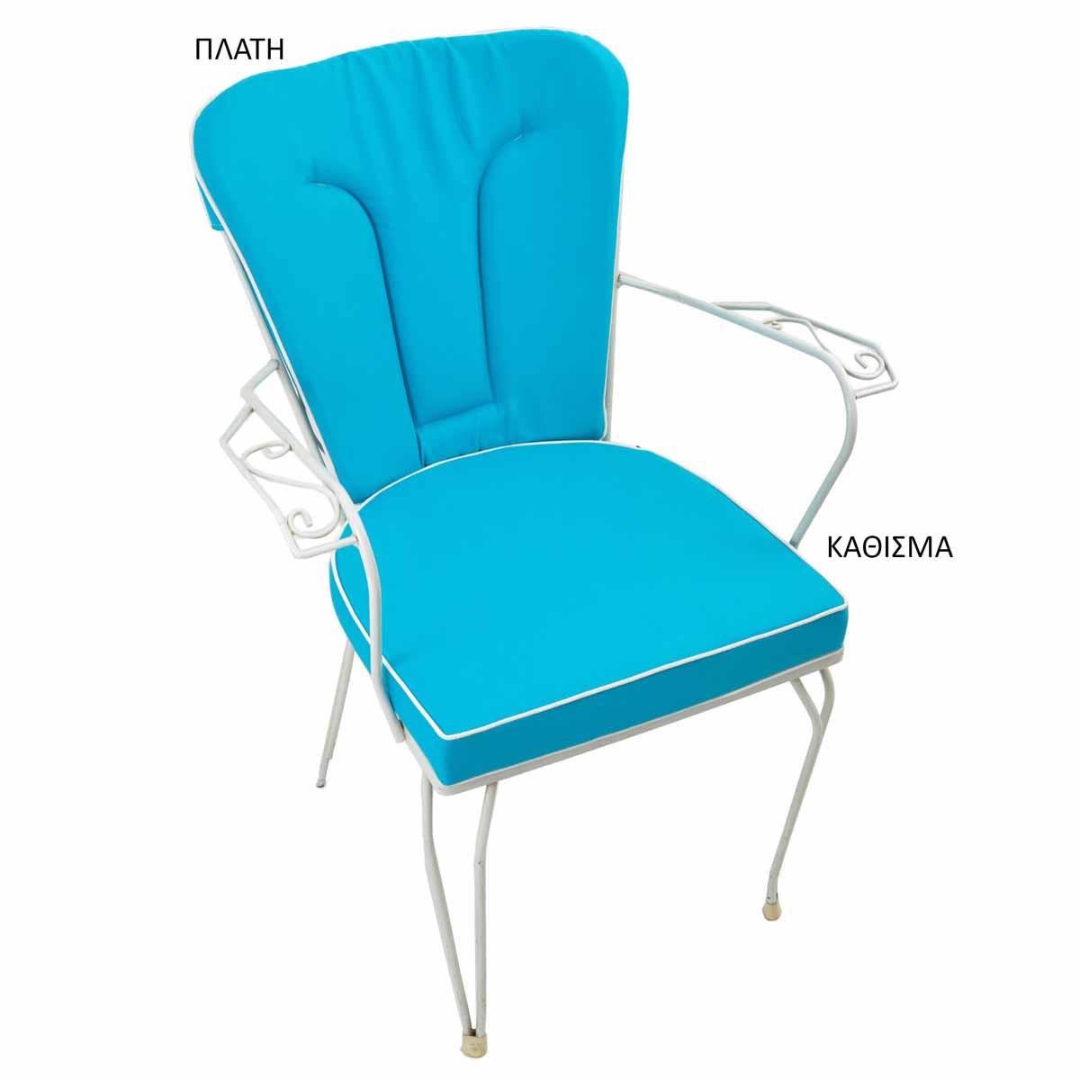 Μαξιλάρι Πλάτης Φερ Φορζέ Be Comfy Turquoise 804