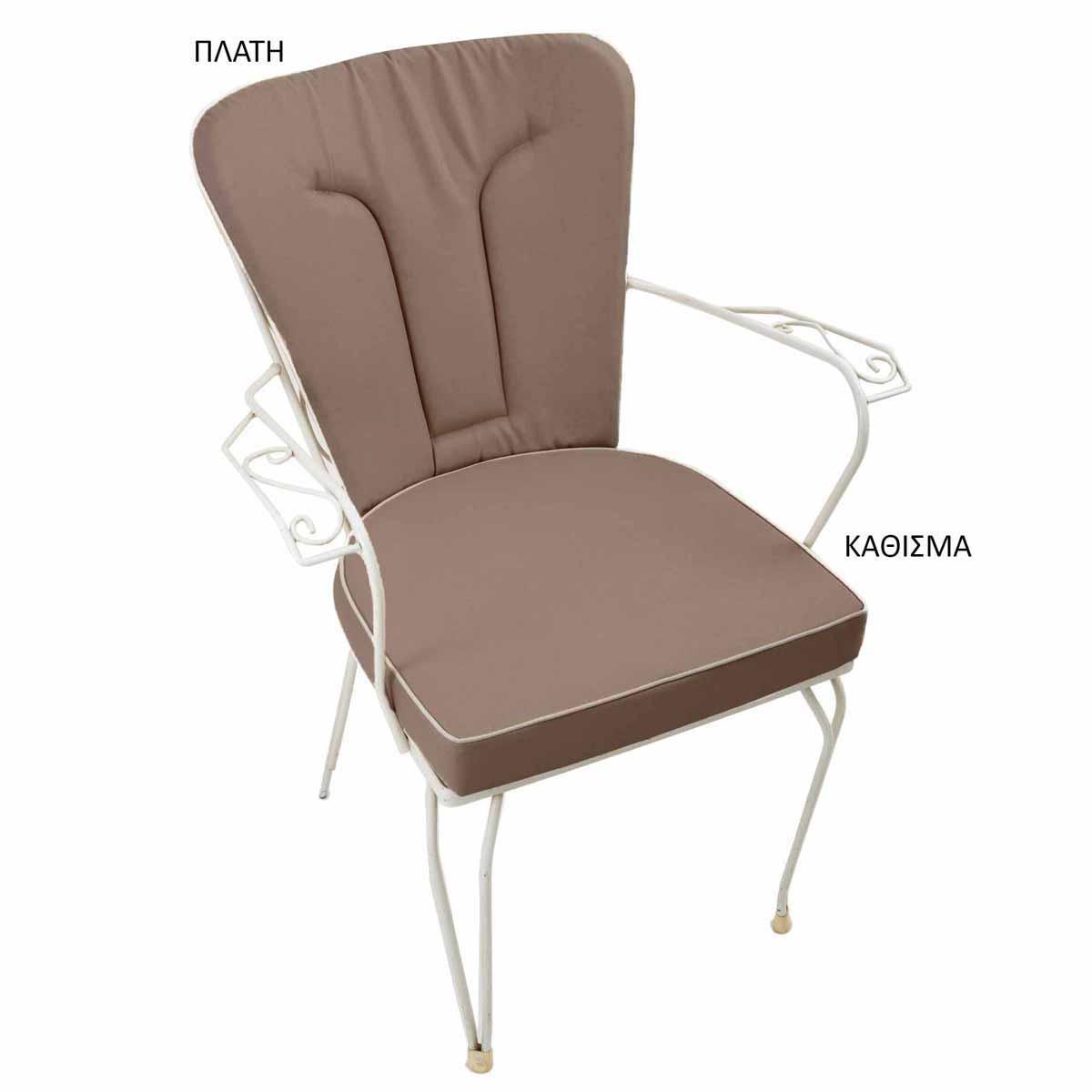 Μαξιλάρι Καθίσματος Φερ Φορζέ Be Comfy Brown 806
