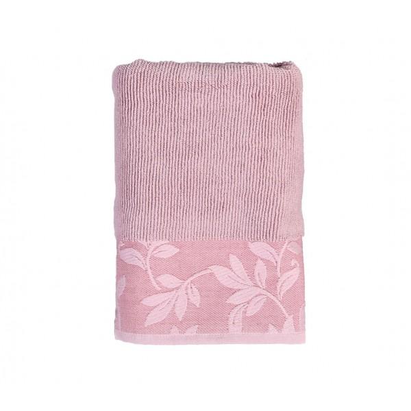Πετσέτες Μπάνιου (Σετ 3τμχ) Nef-Nef Lush Bordo
