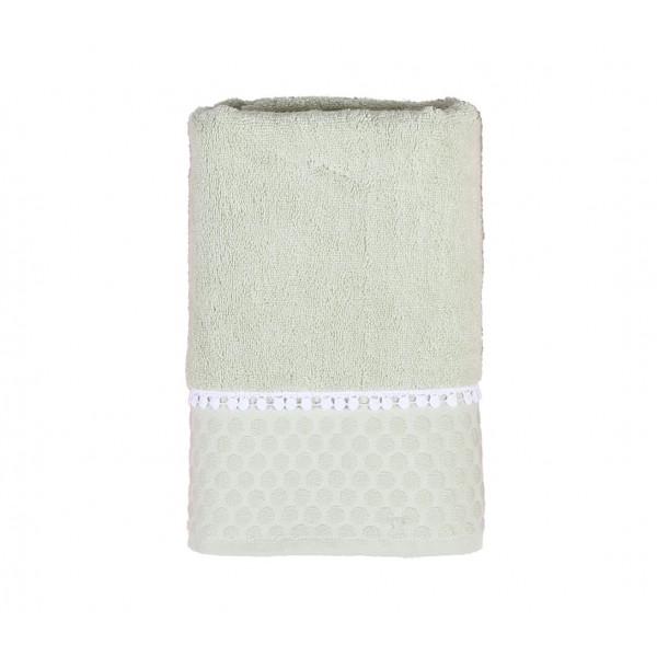 Πετσέτες Μπάνιου (Σετ 3τμχ) Nef-Nef Soho Mint