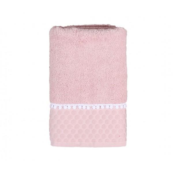 Πετσέτες Μπάνιου (Σετ 3τμχ) Nef-Nef Soho Pink