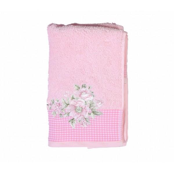 Πετσέτες Μπάνιου (Σετ 3τμχ) Nef-Nef Bouquet Pink