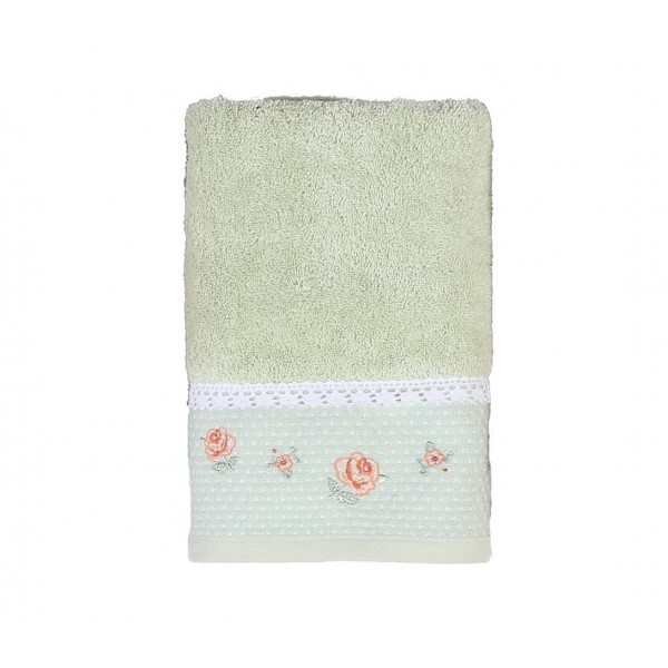 Πετσέτες Μπάνιου (Σετ 3τμχ) Nef-Nef Tyrell Mint