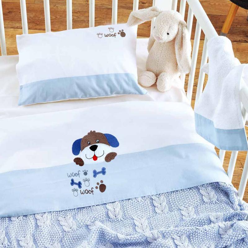 Σεντόνια Κούνιας (Σετ) Sb Home Baby Pluto