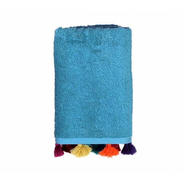 Πετσέτα Χεριών (30x50) Nef-Nef Joy Petrol