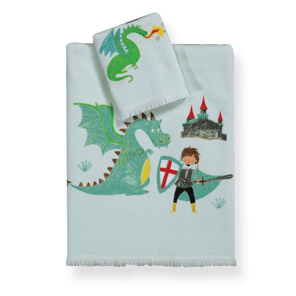 Παιδικές Πετσέτες (Σετ 2τμχ) Nef-Nef Junior Knight Tales