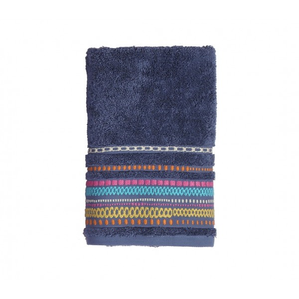 Πετσέτα Σώματος (70x140) Nef-Nef Cadena Blue