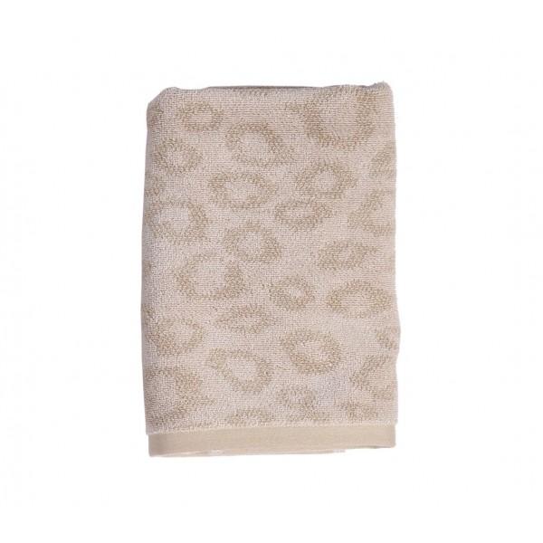 Πετσέτα Προσώπου (50x90) Nef-Nef Animal 2 Beige