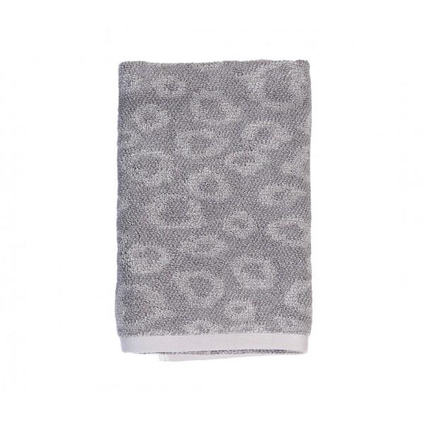 Πετσέτα Προσώπου (50x90) Nef-Nef Animal 2 Grey