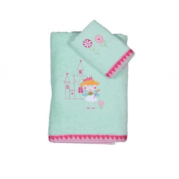 Παιδικές Πετσέτες (Σετ 2τμχ) Nef-Nef Kid Line Magic Castle