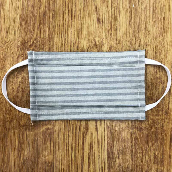 Μάσκα Προστασίας Υφασμάτινη Melinen Masks Stripes Petrol
