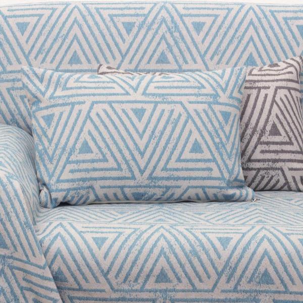 Διακοσμητικό Μαξιλάρι (32x52) Anna Riska 1560 Lake Blue