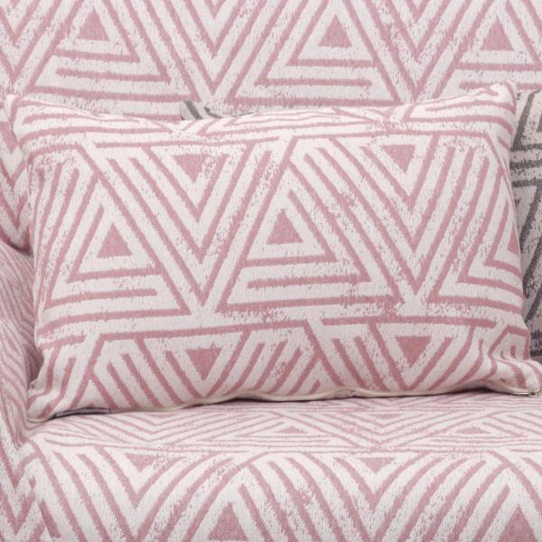 Διακοσμητικό Μαξιλάρι (32x52) Anna Riska 1560 Blush Pink