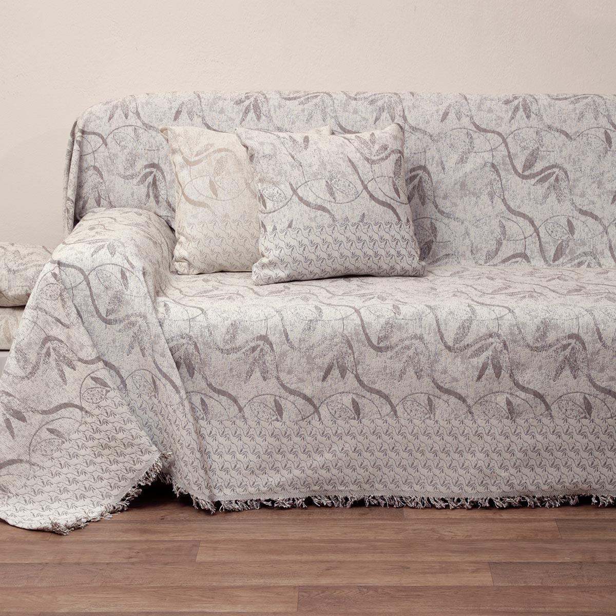 Ριχτάρι Πολυθρόνας (180×150) Anna Riska 1533 Linen