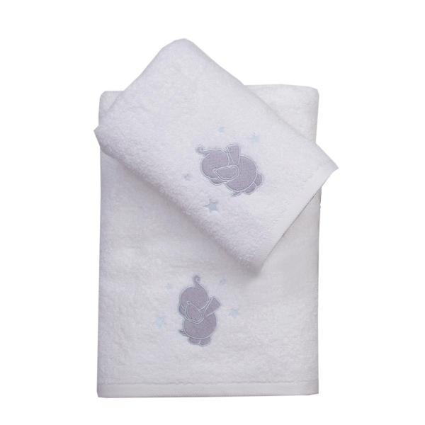 Βρεφικές Πετσέτες (Σετ 2τμχ) Anna Riska Babar