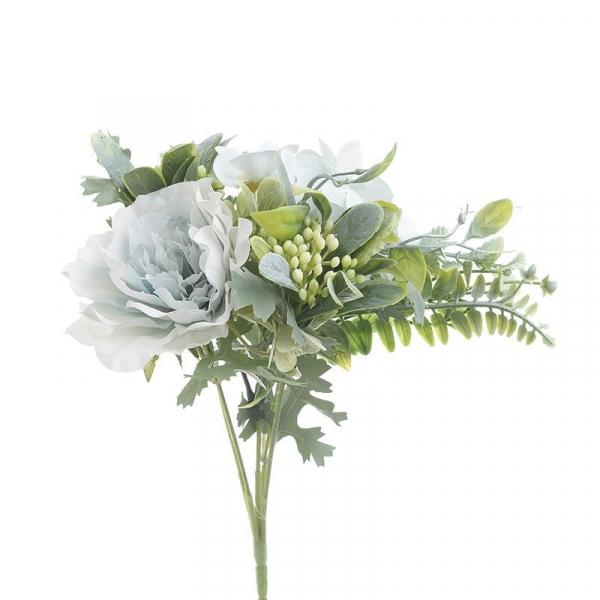 Διακοσμητικό Μπουκέτο Λουλουδιών InArt 3-85-505-0057