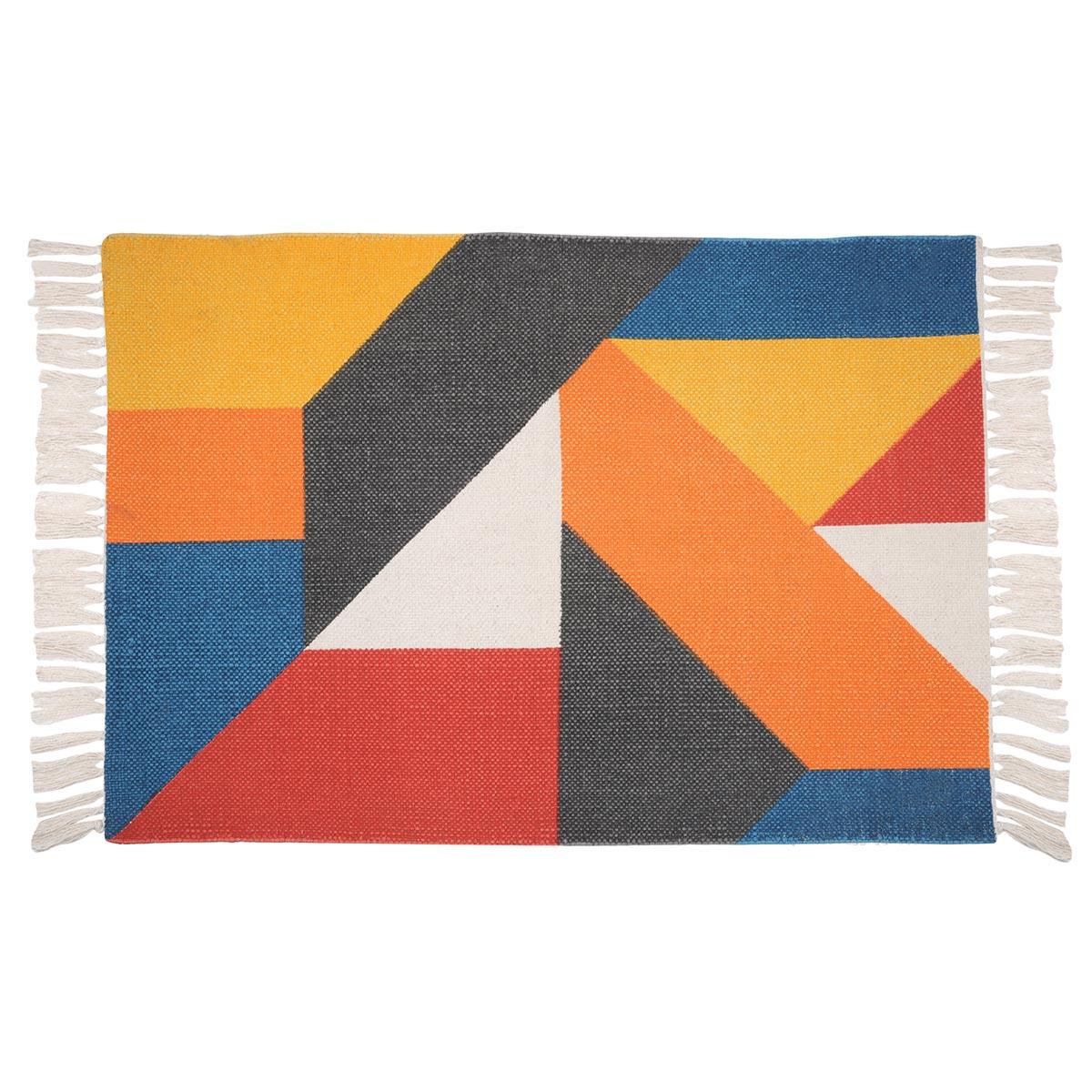 Πατάκι (60×90) S-F Colorblock Multi BT3A534001