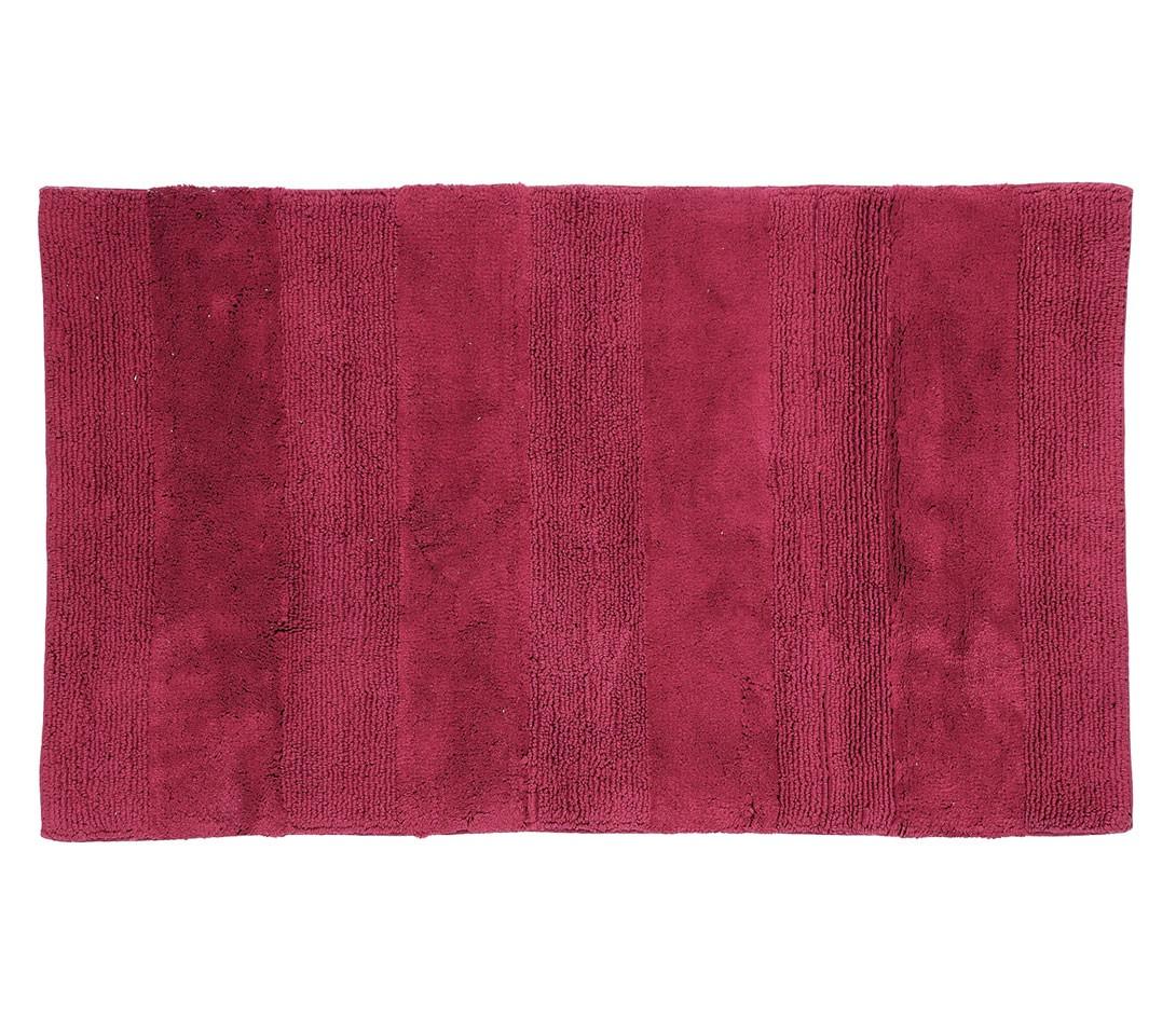 Πατάκι Μπάνιου (70x120) Nef-Nef Prime Bordo