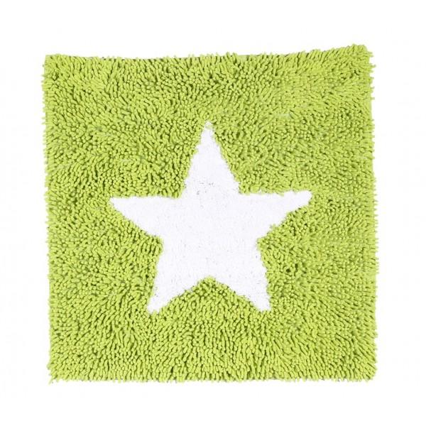 Πατάκι Μπάνιου (70x70) Nef-Nef Realta Green