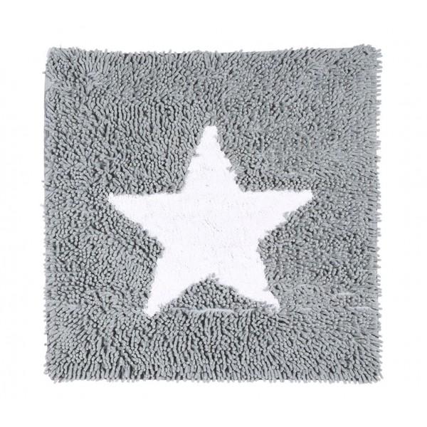 Πατάκι Μπάνιου (70x70) Nef-Nef Realta Grey
