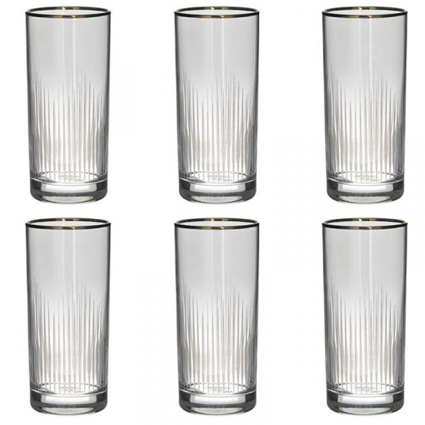 Ποτήρια Νερού (Σετ 6τμχ) CL 6-60-961-0012
