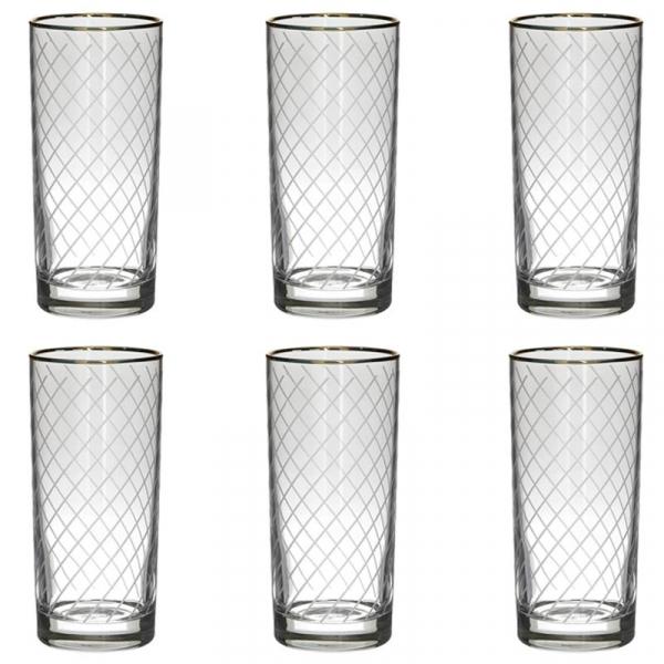 Ποτήρια Νερού (Σετ 6τμχ) CL 6-60-961-0013