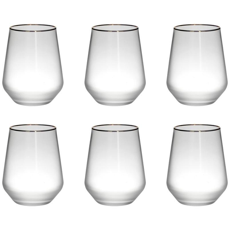 Ποτήρια Ουίσκι (Σετ 6τμχ) CL 6-60-961-0014