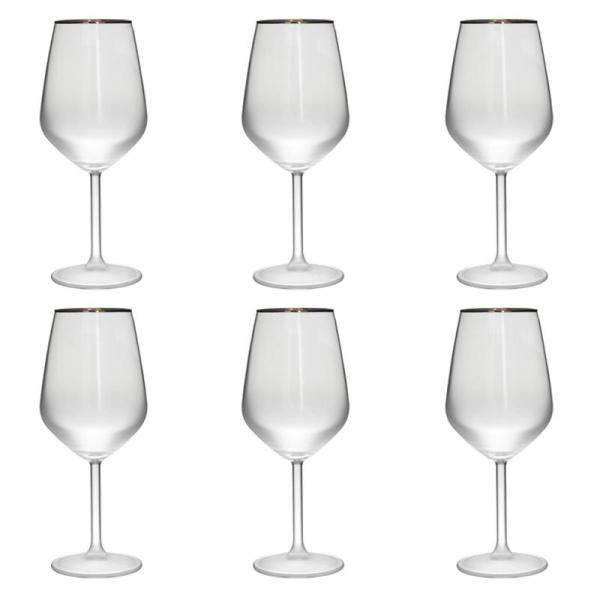 Ποτήρια Κρασιού (Σετ 6τμχ) CL 6-60-961-0016