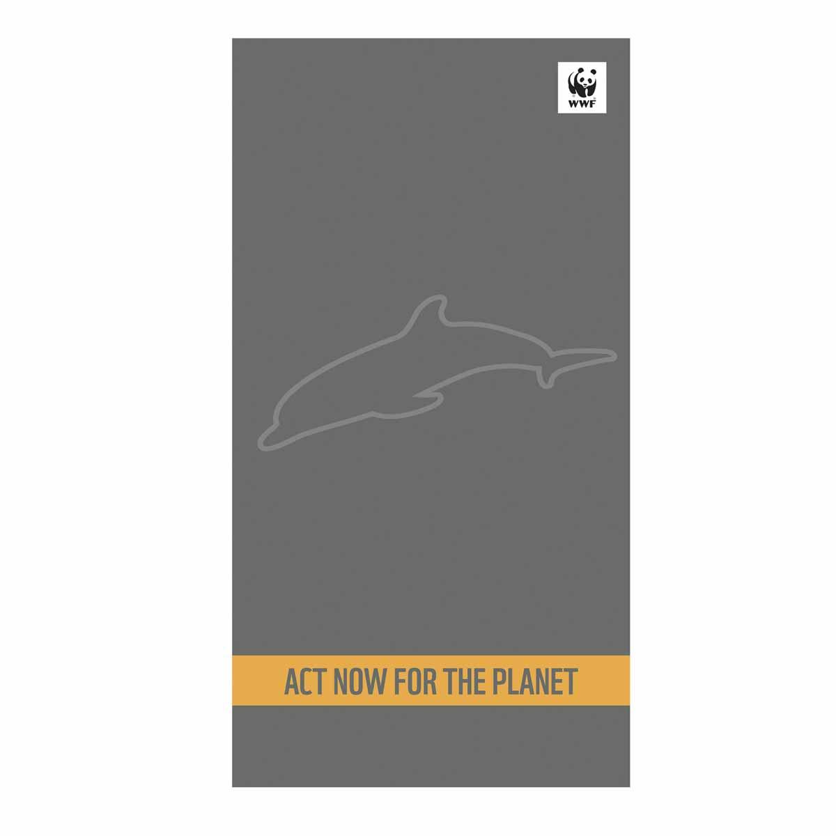 Πετσέτα Θαλάσσης Nef-Nef WWF Act Now For The Planet