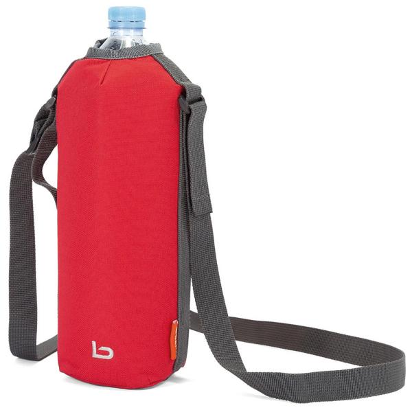 Ισοθερμική Θήκη Μπουκαλιού (1,5Lit) Benzi 4255 Red