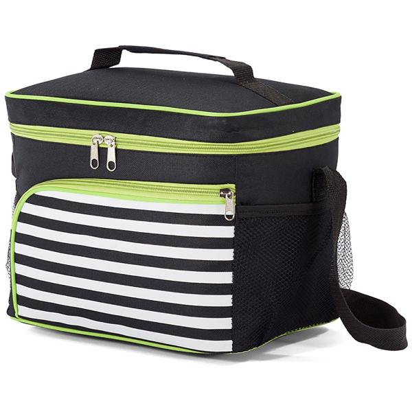 Ισοθερμική Φορητή Τσάντα (12Lit) Benzi 5201 Black
