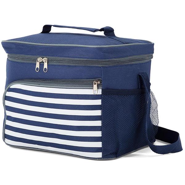 Ισοθερμική Φορητή Τσάντα (12Lit) Benzi 5201 Blue