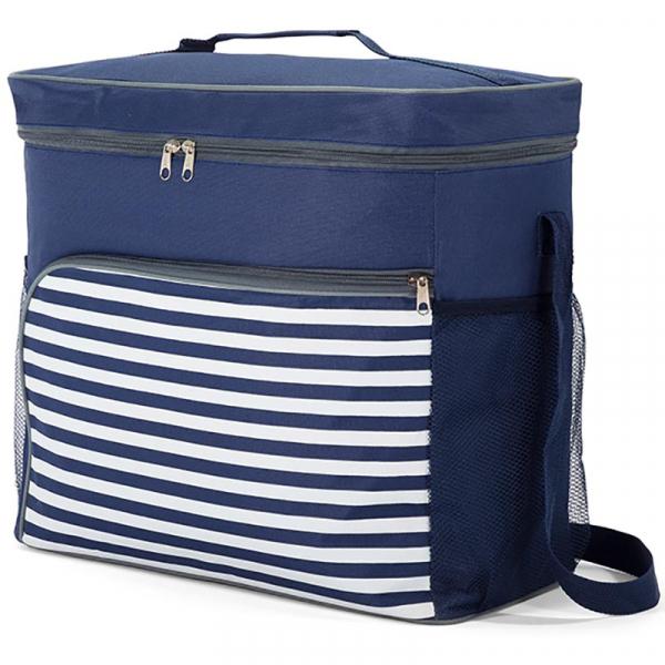Ισοθερμική Φορητή Τσάντα (31Lit) Benzi 5202 Blue