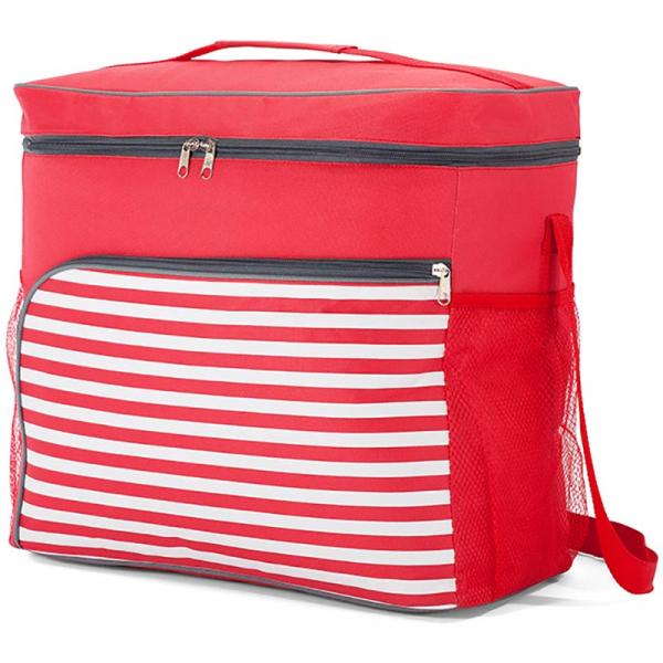 Ισοθερμική Φορητή Τσάντα (31Lit) Benzi 5202 Red