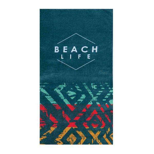 Πετσέτα Θαλάσσης Nef-Nef Beach Life