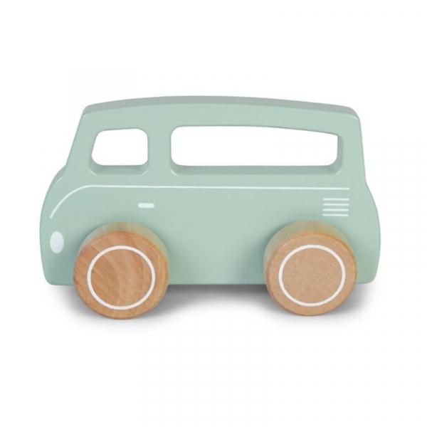 Ξύλινο Παιχνίδι Little Dutch Φορτηγάκι Πράσινο LD4378