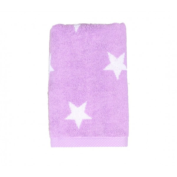 Πετσέτα Προσώπου (50x100) Nef-Nef Amaze Purple