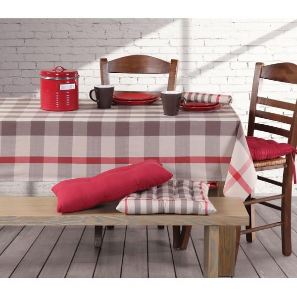 Τραπεζομάντηλο (140x140) Nef-Nef Kitchen Cordon
